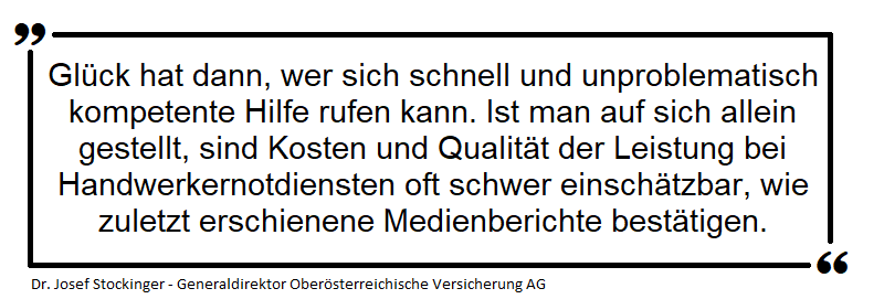 Schutzengel Statement Dr. Stockinger